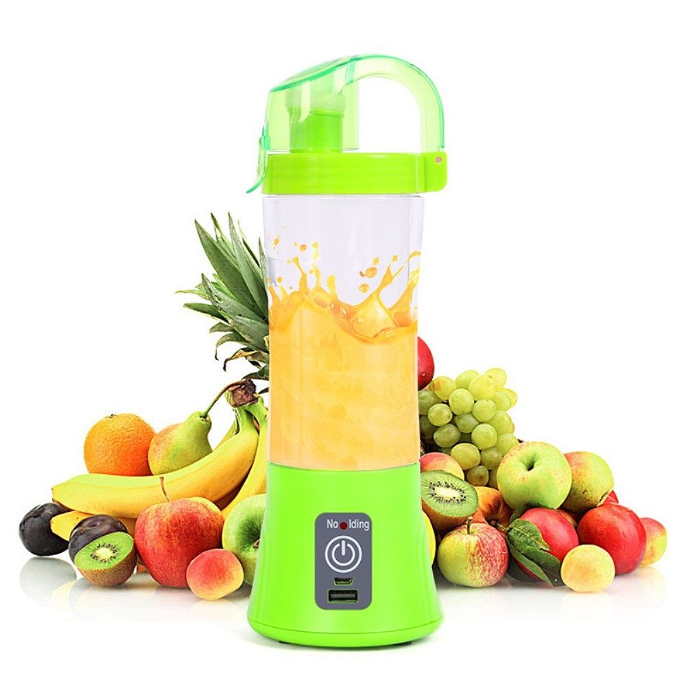 Portable smoothie maker (green)