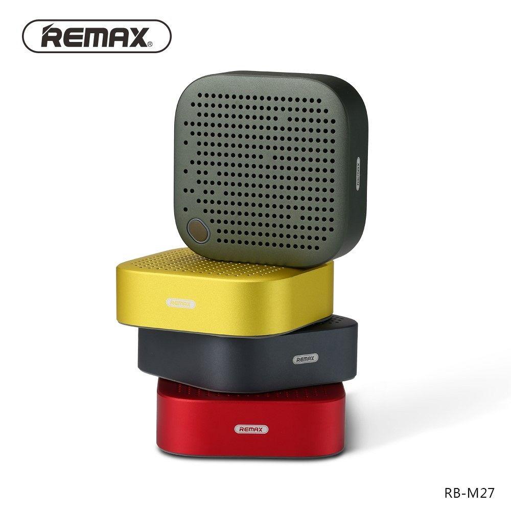Brezčični zvočnik REMAX RB-M27 (rdeč)
