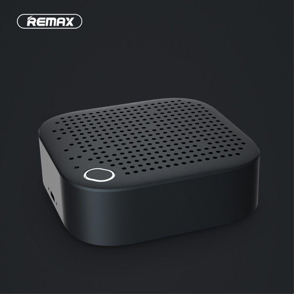Brezčični zvočnik REMAX RB-M27 (temno moder)