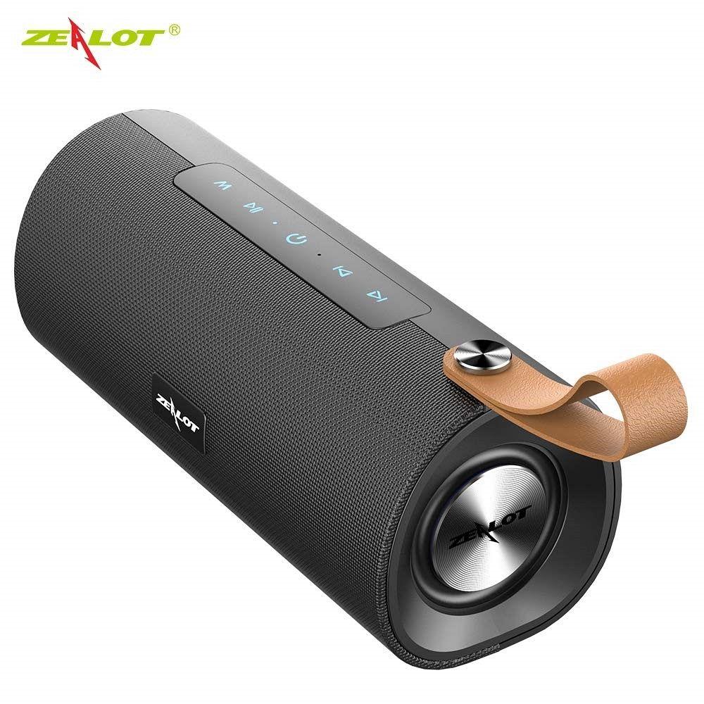 Bluetooth zvočnik ZEALOT S30 (subwoofer) black