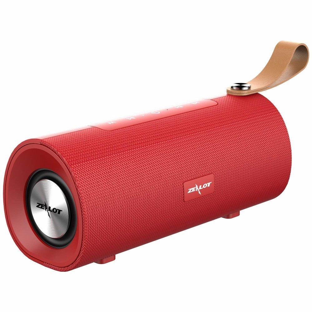 Bluetooth zvučnik ZEALOT S30 (subwoofer) red