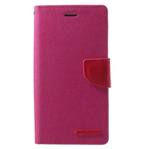 Apple iPhone 7 Plus / 8 Plus Goospery (Pink) flip tok