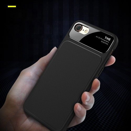 Maska Lenuo (Crna) za Apple iPhone 6/6S
