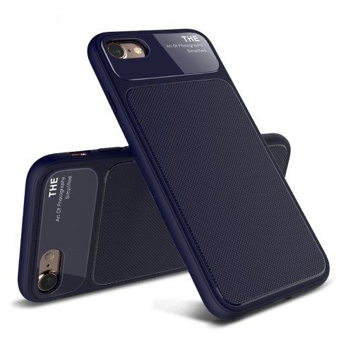 Apple iPhone 6/6S Lenuo (blue) tok