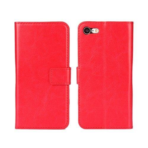 Preklopni ovitek (rdeč) za iPhone 7/8