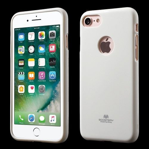Ovitek TPU Goospery (bel) za iPhone 7/8
