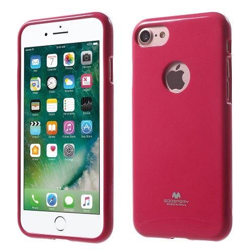 Ovitek TPU Goospery (roza) za iPhone 7/8