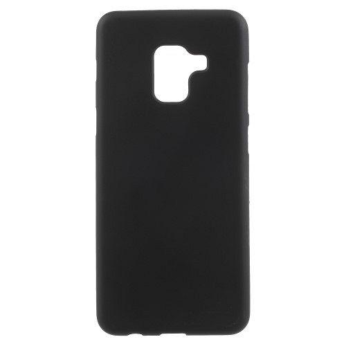 Maska TPU (crna) za Galaxy A8 2018