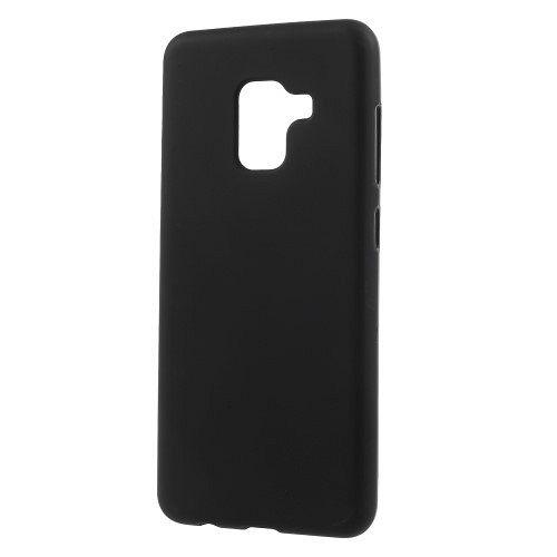 Ovitek TPU (Črn) za Galaxy A8 2018