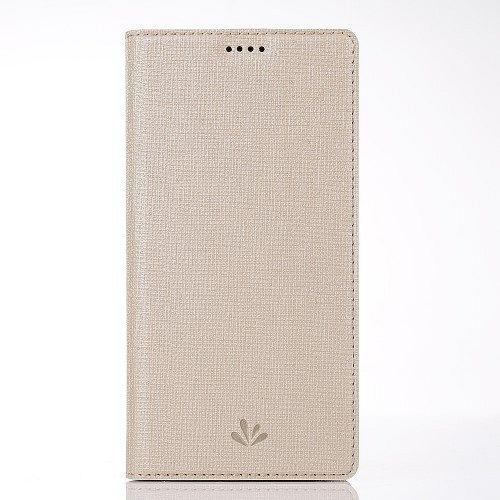 Preklopna maska VILI (gold) za Samsung Galaxy A6 Plus