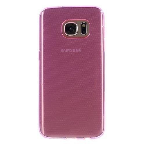 Ultra tanek TPU (roza) za Samsung Galaxy S7
