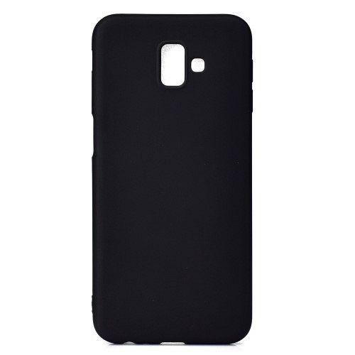 Maska TPU (black) za Samsung Galaxy J6+