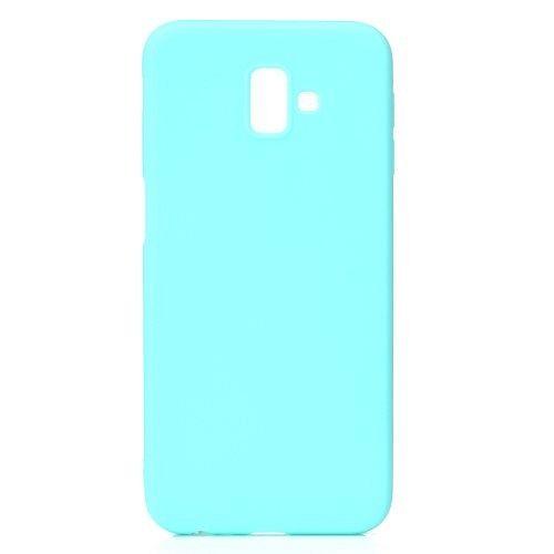 Maska TPU (cyan) za Samsung Galaxy J6+