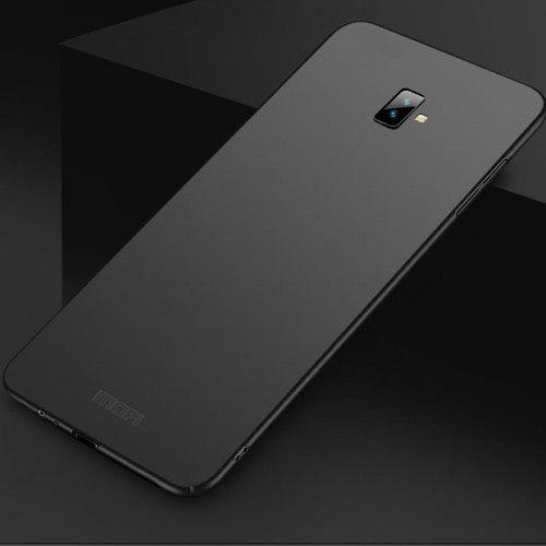 Ovitek PC MOFI (black) za Samsung Galaxy J6+
