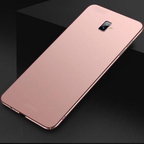 Ovitek PC MOFI (rose gold) za Samsung Galaxy J6+