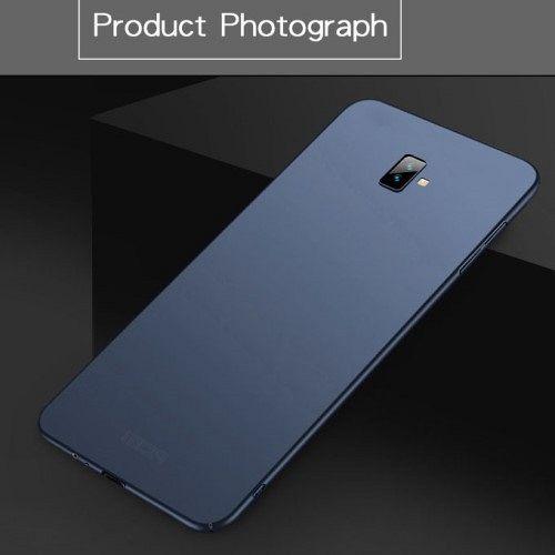 Ovitek PC MOFI (dark blue) za Samsung Galaxy J6+