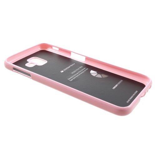 Ovitek PC GOOSPERRY (pink) za Samsung Galaxy J6+