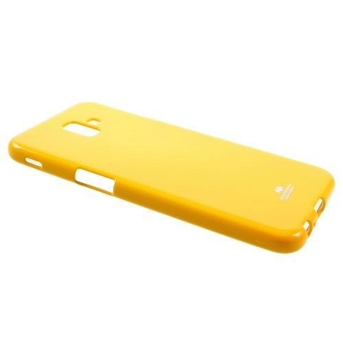 Ovitek PC GOOSPERY (yellow) za  Samsung Galaxy J6+