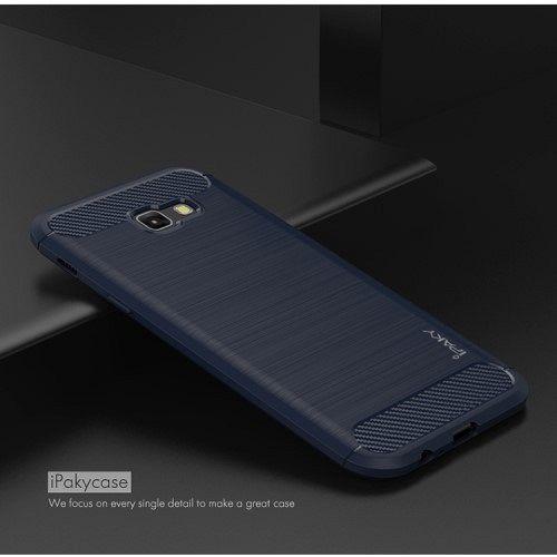 Ovitek iPAKY (dark blue) za Galaxy A7 2017