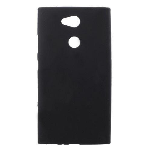 Ovitek TPU (Črn) za Sony L2