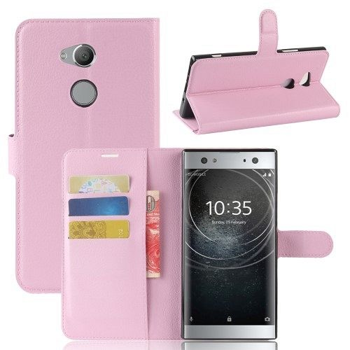 Preklopni ovitek (roza) za Sony Xperia XA2 Ultra