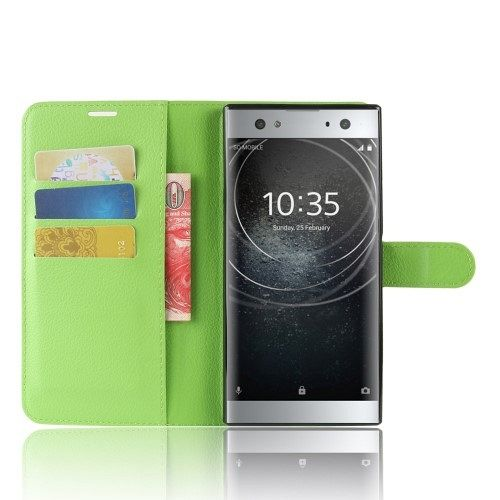 Preklopni ovitek (zelen) za Sony Xperia XA2 Ultra