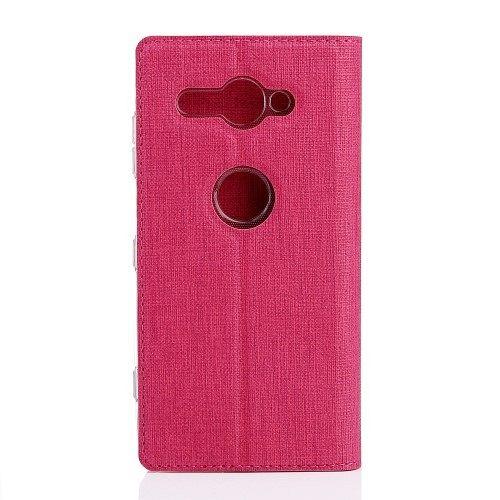 Preklopni ovitek VILI DMX Cross (rose) za Sony Xperia XZ2 Compact