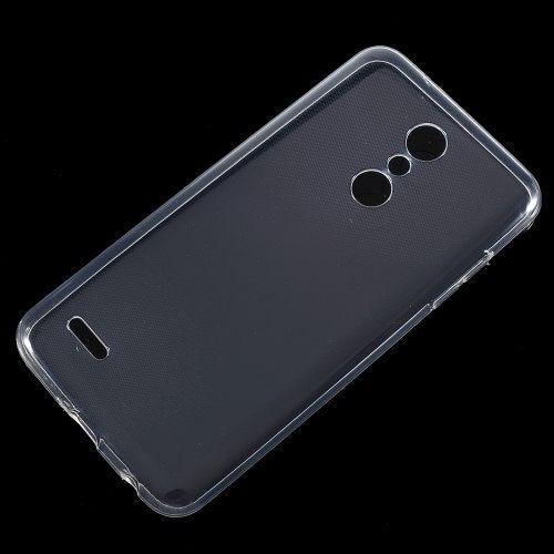 LG K10 (2018) (transparent) TPU tok