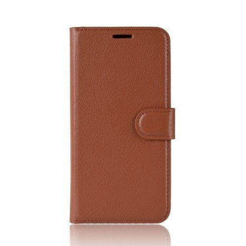 LG Q7   (brown)  flip tok