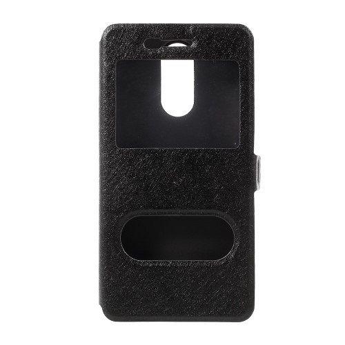 LG K8 2017 Window (black) flip tok