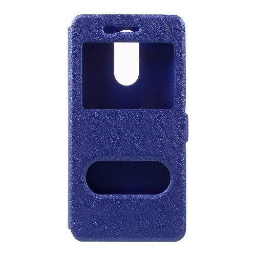 LG K8 2017 Window (blue) flip tok