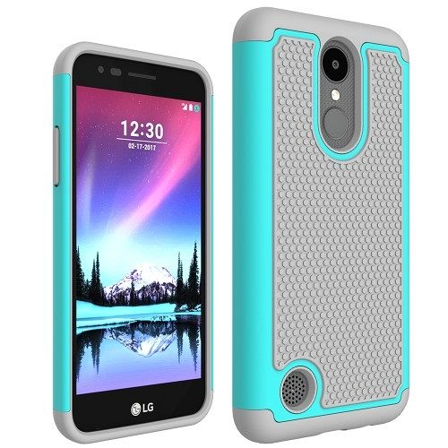 LG K4 2017 Hybrid (Light Blue) tok