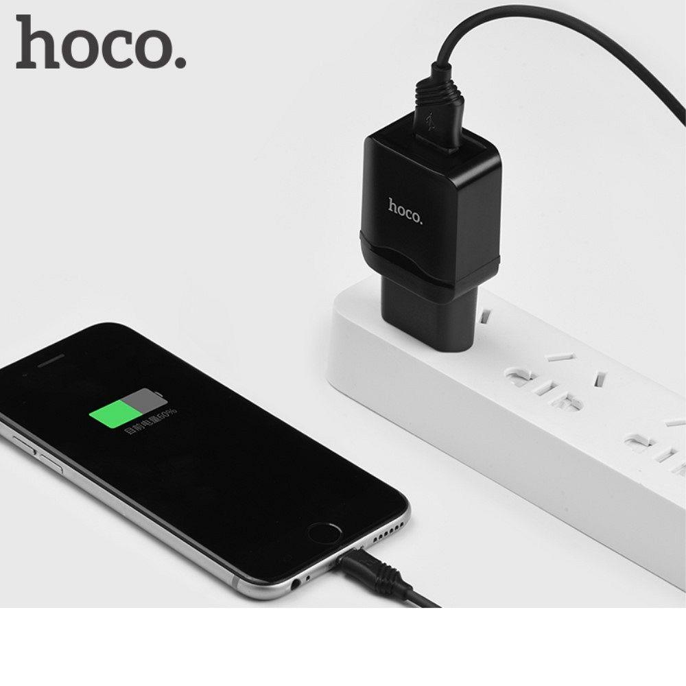 Stenski punjač Micro USB-HOCO C22A