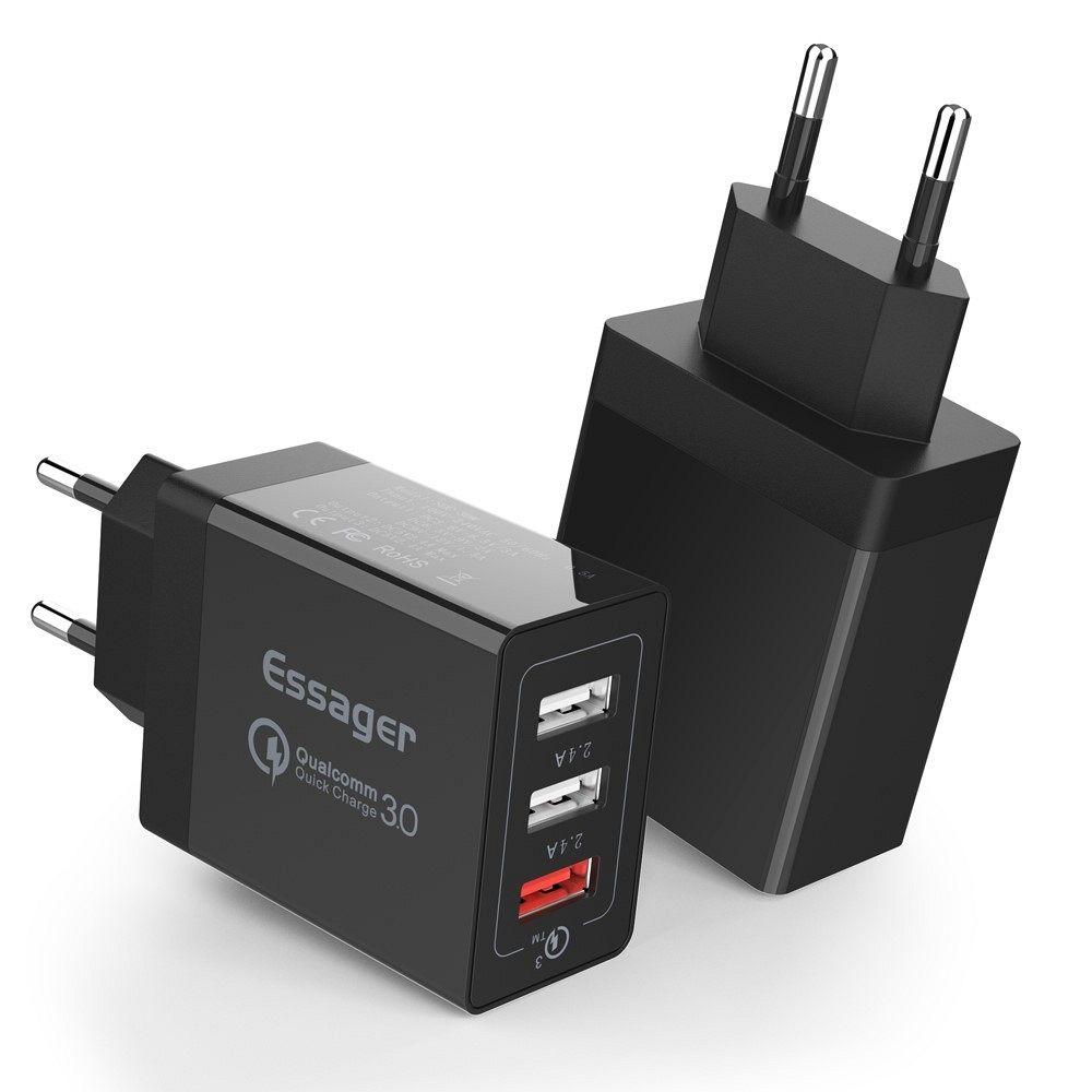 Stenski adapter ESSAGER (3 izlazi)