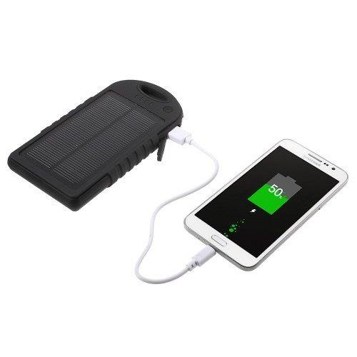 Prenosna baterija (sončne celice) - 12000mAh