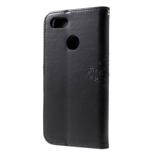 Preklopni ovitek (Črn) za Huawei P9 Lite mini