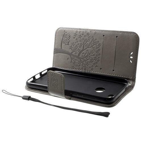 Preklopni ovitek (Siv) za Huawei P9 Lite mini