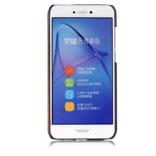 Ovitek Contrast Color (moder) za Huawei Honor 8 Lite/P8 Lite 2017