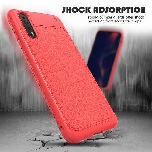 Ovitek IVSO (rdeč) za Huawei P20 Pro