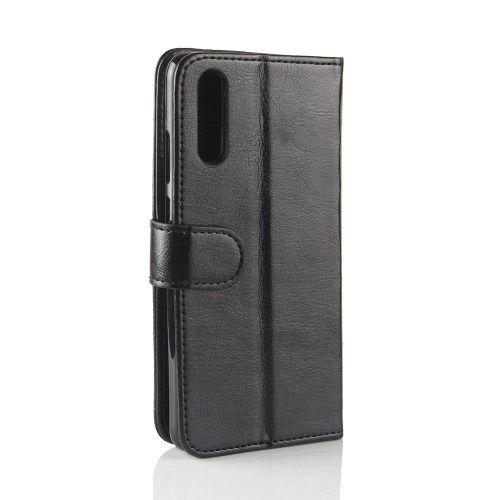 Preklopna maska (crna) za Huawei P20