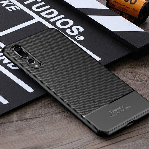 Huawei P20 Pro iPaky carbon (black) tok