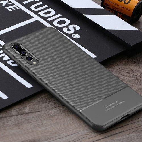 Huawei P20 Pro iPaky carbon (grey) tok