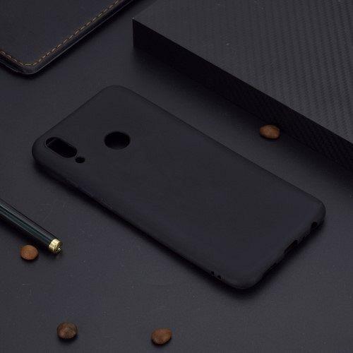 Ovitek TPU (black) Huawei P Smart (2019)