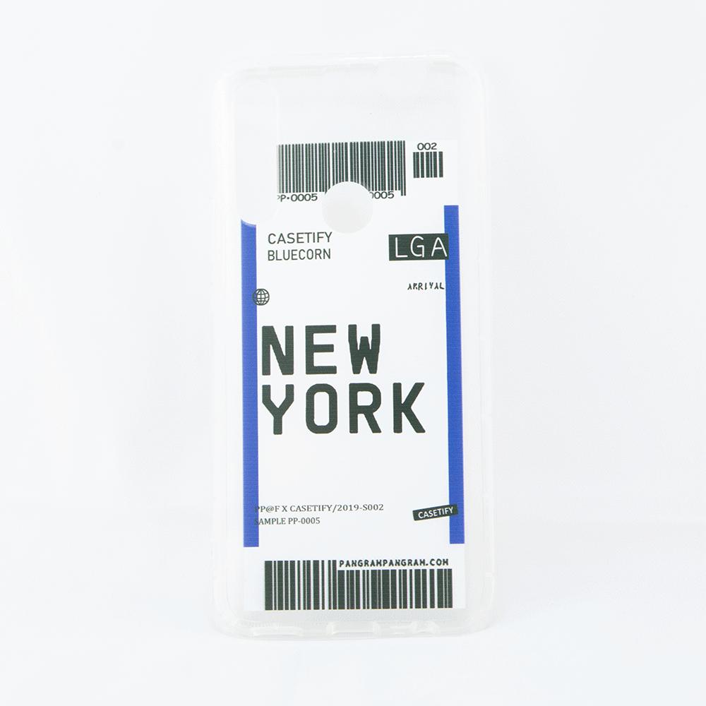Maska TPU GATE (New York) za Huawei P40 Lite E