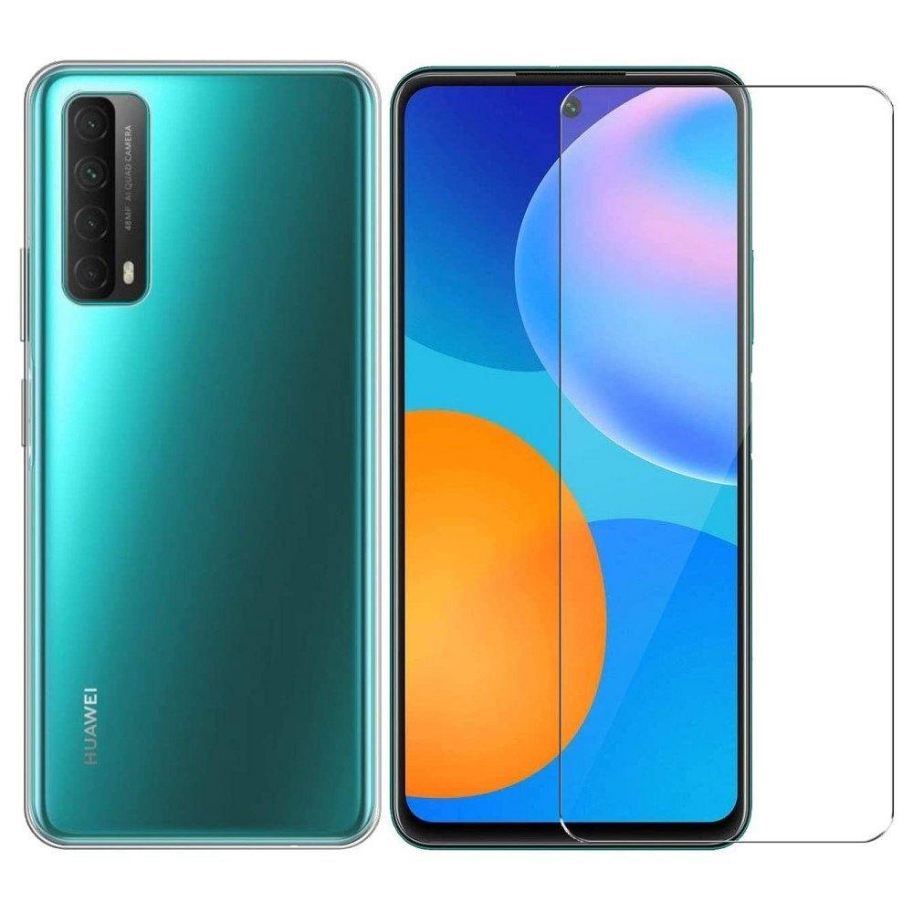 Huawei P Smart 2021 Keményített védőüveg