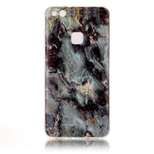 Huawei P10 Lite Marble (black blue) tok