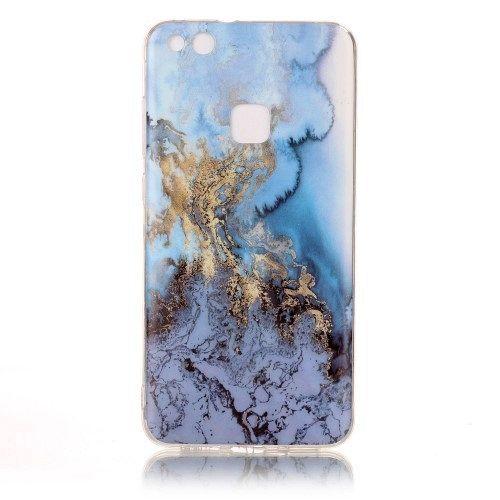 Huawei P10 Lite Marble (blue) tok