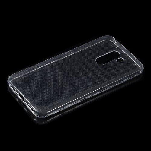 Xiaomi Pocophone F1 TPU (transparent) tok