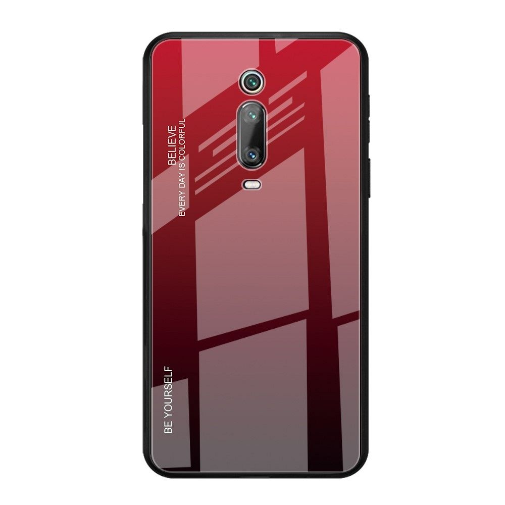 Maska TPU + glass (red) za Xiaomi K20