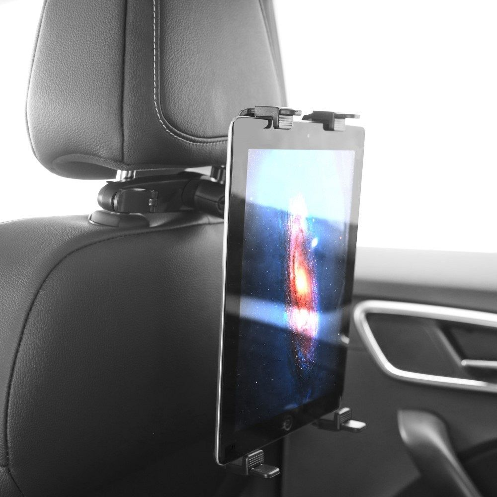 Car holder for tab